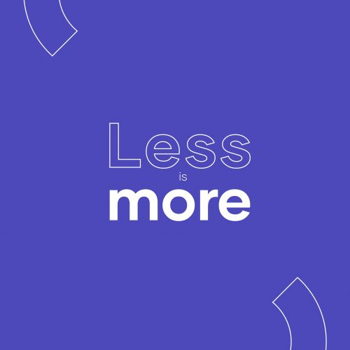 07 - Less_is_more